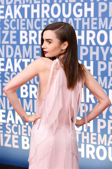 Lily Collins - Lily Collins Photos - 2018 Breakthrough