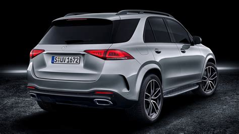2019 Mercedes-Benz GLE-Class AMG Line - Wallpapers and HD