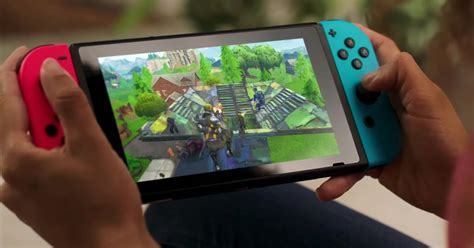 Fortnite for Nintendo Switch is out today - Polygon