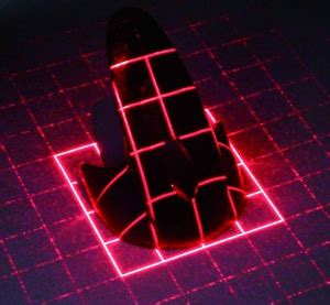 Structured Light Patterns with DOE - Holo Or   Diffractive