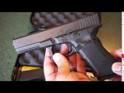 Test: GLOCK 19 Gen4 in 9x19 caliber | all4shooters