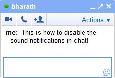 How To Disable Or Turn Off Sound Notifications For Chat In