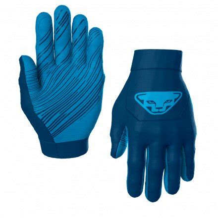 DYNAFIT UPCYCLED THERMAL GLOVES Poseidon | TRAILPOINT