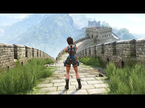 Fan-made Unreal Engine 4 remake of Tomb Raider 2, Tomb