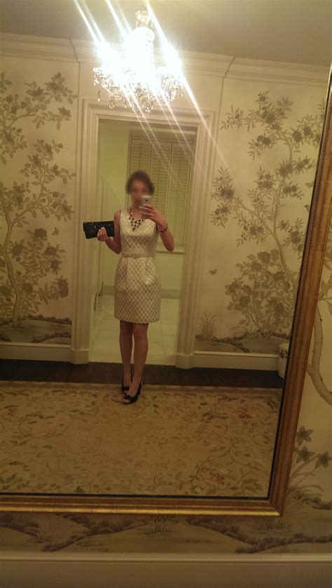 Here's A Woman Supposedly Taking A Selfie In A White House
