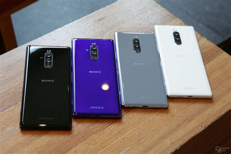 Xperia 1: What is your favourite colour? | Xperia Blog