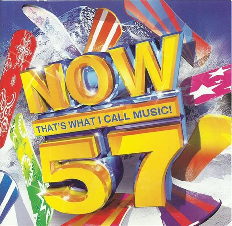 NOW That's What I Call Music! 57 (2011, CD) | Discogs