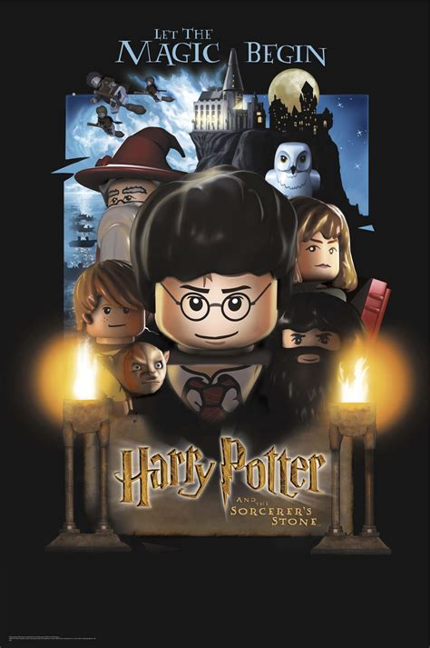Harry Potter and the Philosopher's Stone | Brickipedia
