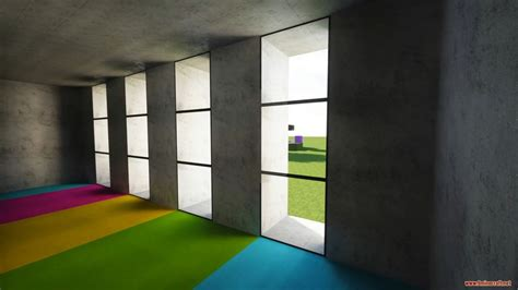 Modern Arch Realism Resource Pack 1
