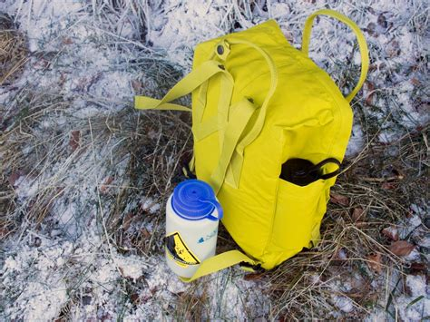 Fjallraven Kanken Classic 16L Review | OutdoorGearLab