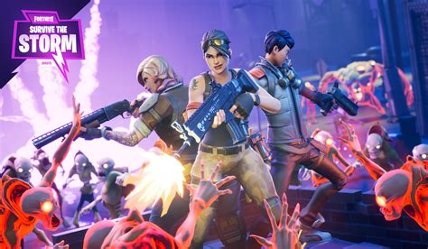 Fortnite: Battle Royale Gets Its First Patch with Gun