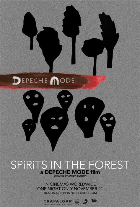Depeche Mode's SPIRTS in the Forest Concert Doc Coming to