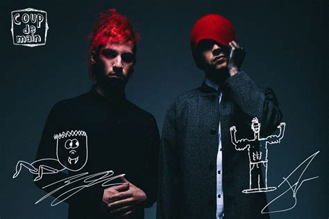 Interview: Twenty One Pilots on 'Blurryface', touring, and