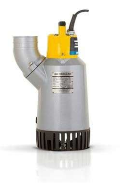 """WEDA 40 Electric Submersible Pump 3"""" 
