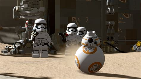 Star Wars: The Force Awakens is getting a LEGO game in