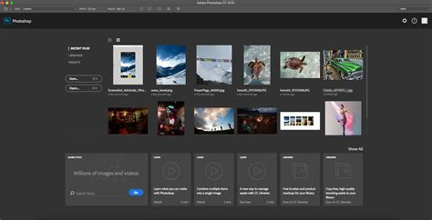 Adobe Photoshop CC for Mac - Free download and software