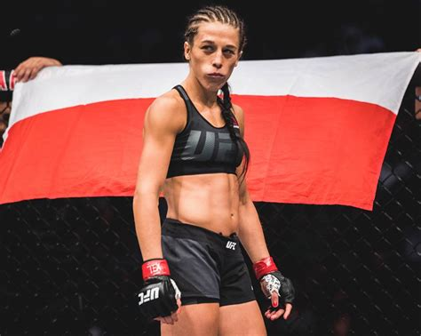 UFC strawweight is the best women's division in the UFC
