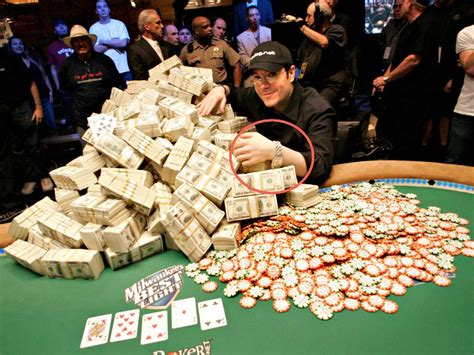 A World Series Of Poker Champ Sold His Tournament Bracelet
