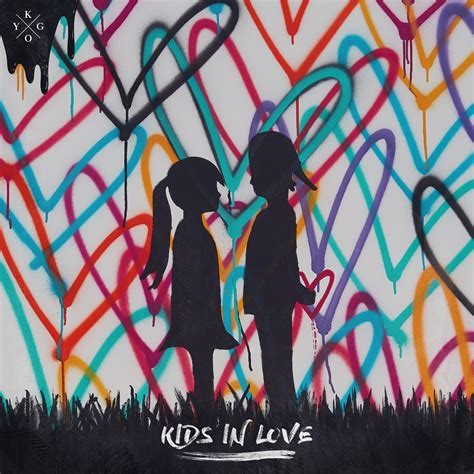 """Kygo Releases New Single """"Kids In Love"""" - RCA Records"""