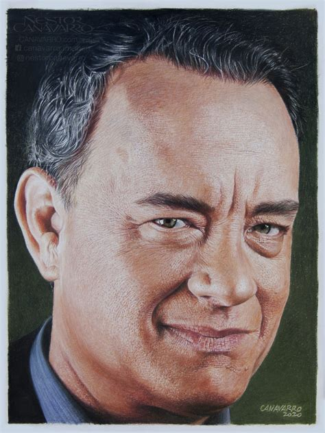 I Use Colored Pencils To Create These Realistic Portraits