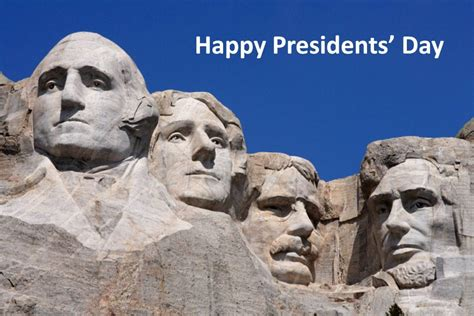 Keeping Current Matters | Happy Presidents' Day