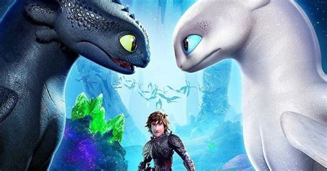 Great Hiccup's Beard! HOW TO TRAIN YOUR DRAGON 3: HIDDEN